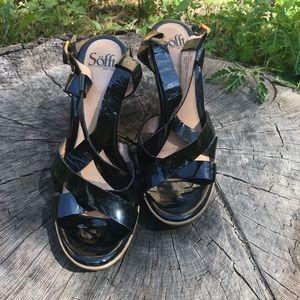 🌵Sofft Black Heels Size 9.5M